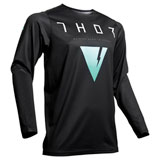 Thor Prime Pro Apollo Jersey Black/Mint