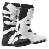 Thor Women's Blitz XP Boots Black/White