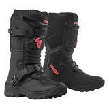 Thor Mini Blitz XP Boots Black/Pink