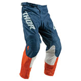 Thor Youth Pulse Air Acid Pant Red Orange/Slate