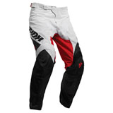 Thor Pulse Air Factor Pant White/Red