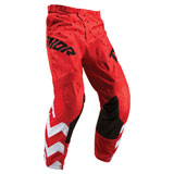Thor Pulse Stunner Pant Red/White