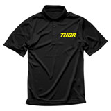 Thor Loud Polo Shirt Black