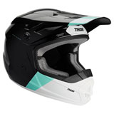 Thor Youth Sector Bomber MIPS Helmet Black/Mint