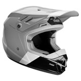 Thor Youth Sector Bomber MIPS Helmet Charcoal/White