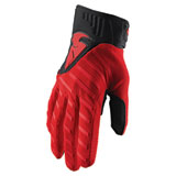 Thor Rebound Gloves Red/Black