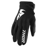 Thor Sector Gloves Black