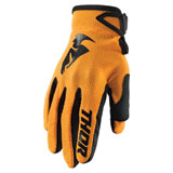 Thor Youth Sector Gloves Orange