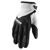 Thor Spectrum Gloves Black/White