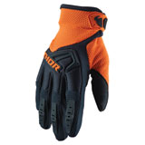 Thor Spectrum Gloves Midnight/Orange