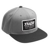Thor Goods Snapback Hat Black/Grey