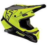 Thor Sector Split MIPS Helmet Black/Acid
