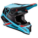 Thor Sector Split MIPS Helmet Blue/Black