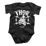 Thor Infant Lightning Supermini One-Piece Black
