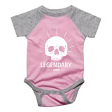 Thor Infant Nothing Supermini One-Piece Pink