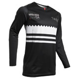 Thor Prime Pro Baddy Jersey Black