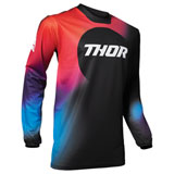 Thor Pulse Glow Jersey Black