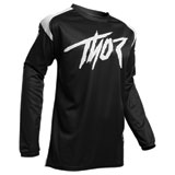 Thor Sector Link Jersey Black