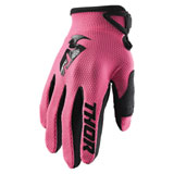 Thor Women's Sector Gloves Pink