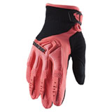 Thor Women's Spectrum Gloves 2020 Coral/Black