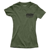 Thor Women's Goods T-Shirt Green