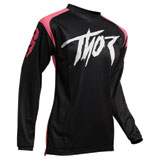Thor Women's Sector Link Jersey Pink