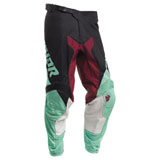 Thor Pulse Air Factor Pant Black/Mint