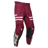 Thor Pulse Fire Pant Black/Maroon