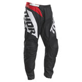 Thor Sector Blade Pant Charcoal/Red
