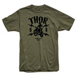 Thor Lightning T-Shirt Green