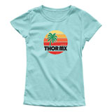 Thor Girl's Youth Cali Dream T-Shirt Blue