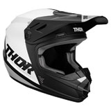 Thor Youth Sector Blade Helmet Black/White