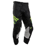 Thor Youth Pulse Air Pinner Pant Black/Acid