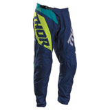 Thor Youth Sector Blade Pant Navy/Acid
