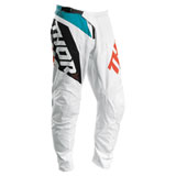 Thor Youth Sector Blade Pant White/Aqua