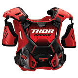 Thor Youth Guardian Roost Deflector Red/Black