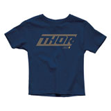 Thor Youth Lined T-Shirt Navy