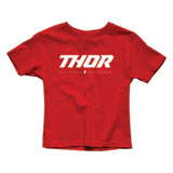 Thor Youth Loud 2 T-Shirt Red