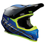 Thor Sector Fader Helmet Blue/Black