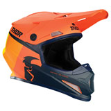 Thor Sector Racer Helmet Orange/Midnight