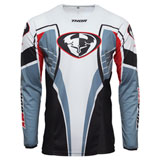 Thor Pulse 03 LE Jersey Steel/Red
