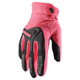 Thor Women's Spectrum Gloves Black/Pink