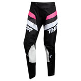 Thor Women's Pulse Racer Pant Black/Pink