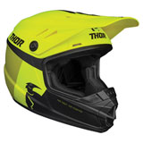 Thor Youth Sector Racer Helmet Acid/Lime