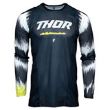 Thor Youth Pulse Air Rad Jersey Midnight/White