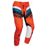 Thor Youth Pulse Racer Pant Orange/Midnight