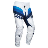Thor Youth Pulse Racer Pant White/Navy