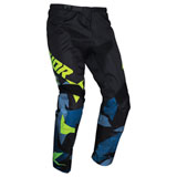 Thor Youth Sector Warship Pant Blue/Acid