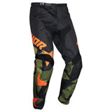 Thor Youth Sector Warship Pant Green/Orange