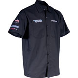 Throttle Threads Team Drag Specialties Shop Shirt